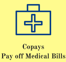 Copays - Pay off Medical Bills
