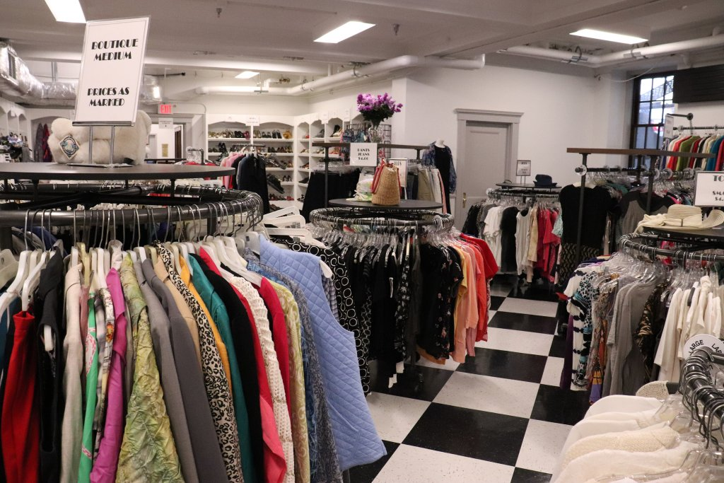 Support Our Mission by Shopping at Our Thrift Shop - Abby's