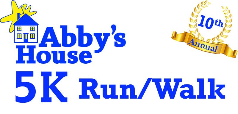 10 Annual Abby's House 5K Run/Walk - Abby's House
