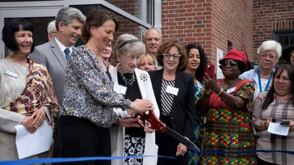 Abby's House celebrates completion of $16.2 million renovation