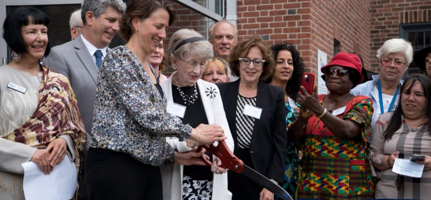 Abby's House celebrates completion of $16.2 million renovation