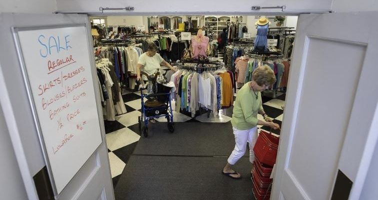 The Fabric of A City: Thrift Store Culture in Worcester