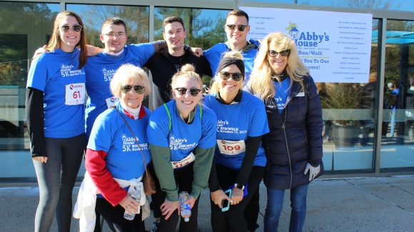 Abby's House 5K Run/Walk Success!