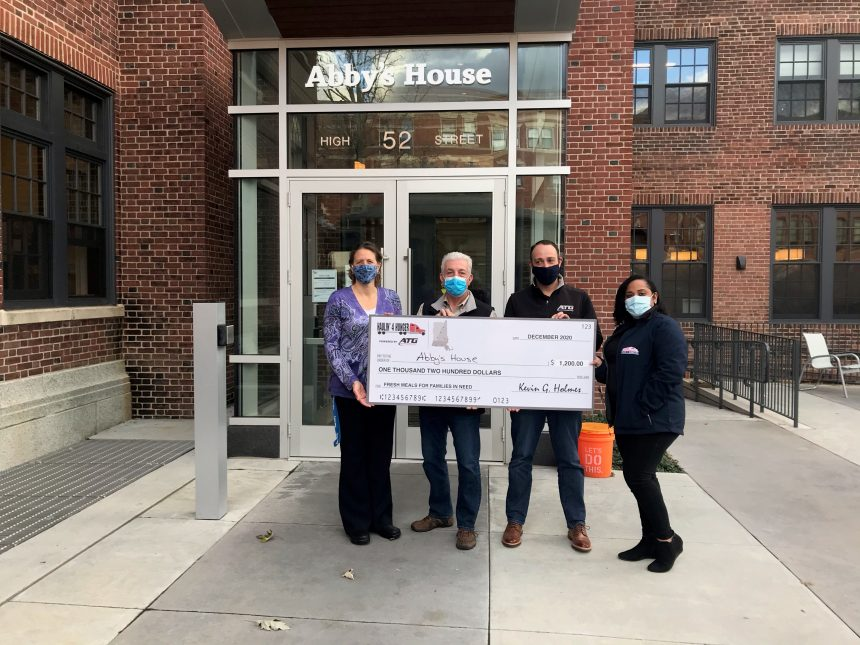 Advantage Truck Group ups charitable efforts