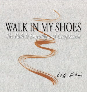 Cliff Hakim's 'Walk in My Shoes' follows the path of empathy and kindness