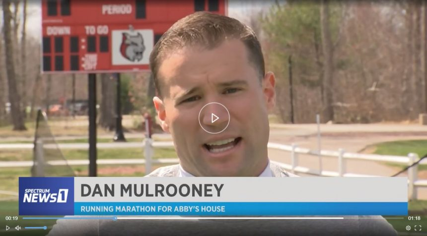 Anna Maria's Mulrooney taking fundraising on the run for Abby's House