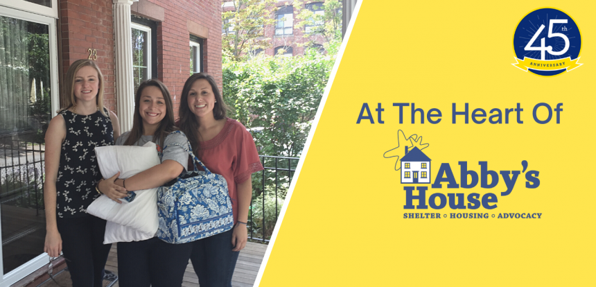 At The Heart Of Abby's House: 2021 Summer Interns
