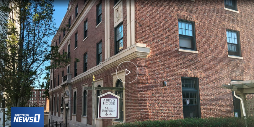 Abby's House building in downtown Worcester being considered for National Register of Historic Places